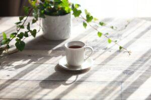 コーヒー 朝
